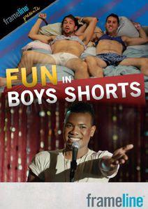 Fun in Boys Shorts
