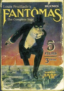 Fantomas Collection: The Complete Saga