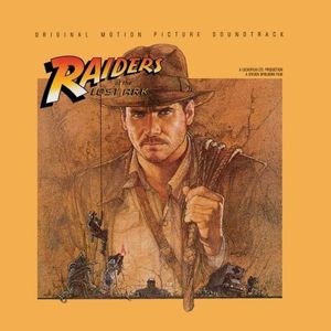 Raiders of the Lost Ark (Original Motion Picture Soundtrack) [Import]