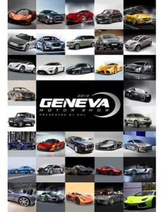 Geneva Motor Show 2013 [Import]
