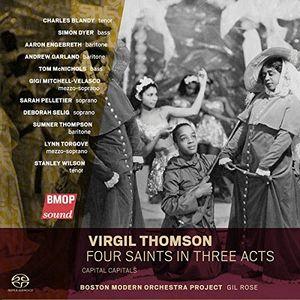 Thomson /  Boston Modern Orchestra /  Rose