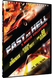 Fast as Hell: 3 Movie Collection