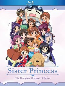Sister Princess: Complete Original Tv Series