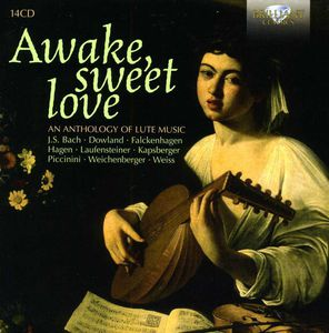 Awake Sweet Love a Lute Anthology