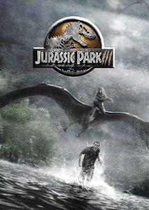 Jurassic Park III (Jurassic World: Fallen Kingdom Fandango CashVersion)