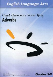 Adverbs Video Quiz