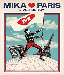 Mika Love Paris: Live a Bercy [Import]