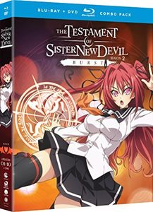 The Testament Of Sister New Devil Burst: Season Two + Ova