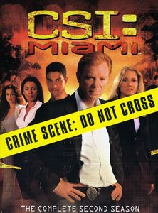 CSI Miami: The Second Season