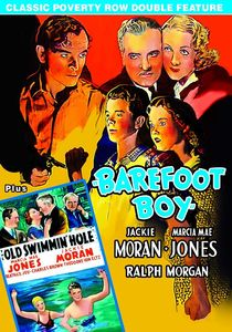 Classic Poverty Row Double Feature Barefoot Boy /  The Old Swimmin' Hole