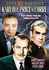 Lost TV Rarities: Karloff & Price & Lorre