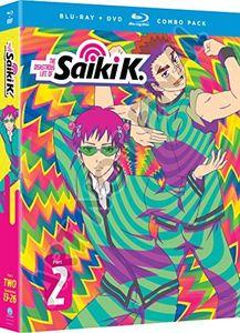 The Disastrous Life Of Saiki K.: Season One Part Two