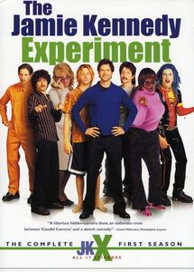 The Jamie Kennedy Experiment: The Complete First Season