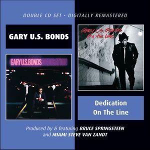 Dedication /  on the Line [Import]