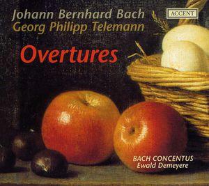 Overture in D Major /  Overture in G minor