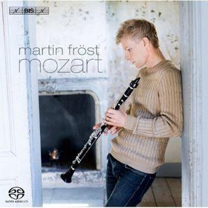 Martin Frost Plays Mozart