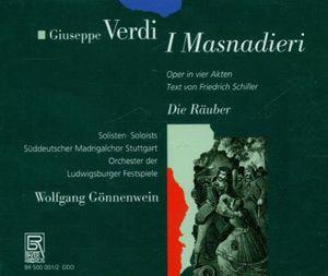 I Masnadieri /  Die Rauber (Opera)