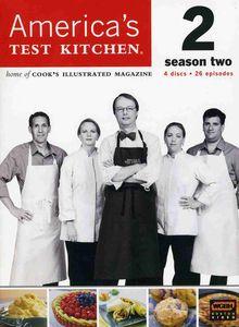 America's Test Kitchen: Season 2