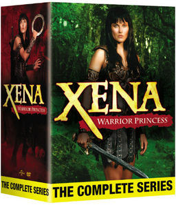 Xena - Warrior Princess: The Complete Series