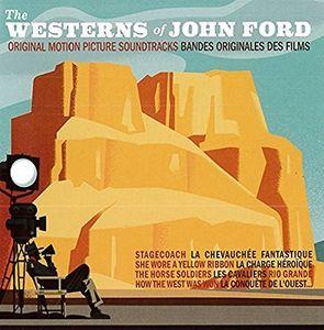 The Westerns of John Ford (Original Soundtrack) [Import]