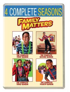 Family Matters: Season 1-4
