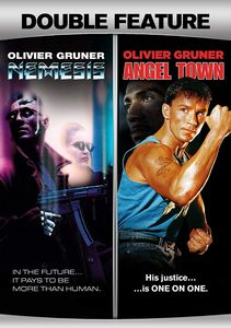 Nemesis + Angel Town (olivier Gruner Double Feature)