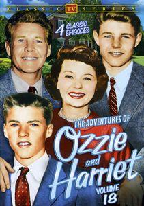 The Adventures of Ozzie & Harriet: Volume 18