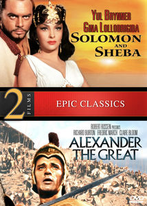 Solomon and Sheba /  Alexander the Great , Richard Burton