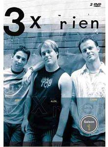 3 X Rien-Saison 1: Coffret [Import]
