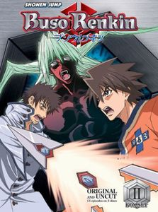 Buso Renkin Box Set: Volume 2