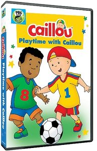 Caillou: Playtime With Caillou