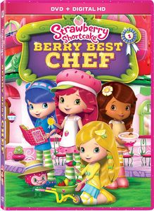 Strawberry Shortcake Berry Best Chef