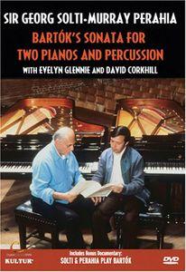 Solti & Perahia: Bartok's Sonata for Two Pianos