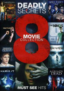 8 Movie Collection: Deadly Secrets