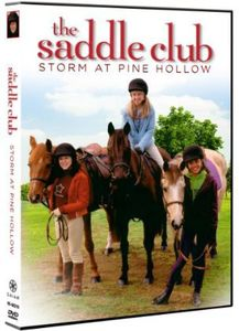 Saddle Club: Storm at Pine Hollow