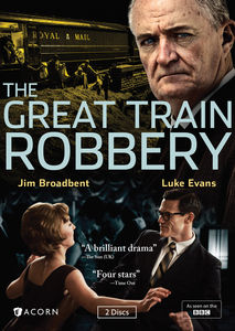 The Great Train Robbery , Luke Evans