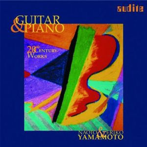 Guitar & Piano 20th Century Works