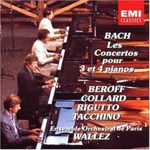 Piano Concerti 3 & 4