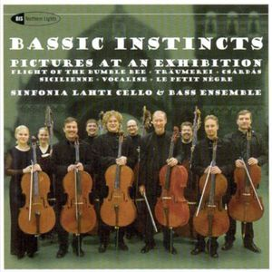 Bassic Instincts: Popular Works for Low Strings
