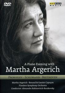 Martha Argerich: A Piano Evening