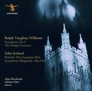 Symphony 6 /  Wasps Overture