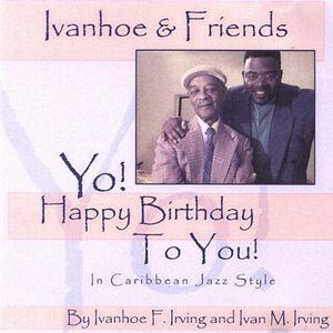 Yo! Happy Birthday to You! in Caribbean Jazz Style
