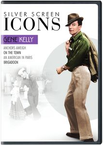 Silver Screen Icons: Gene Kelly