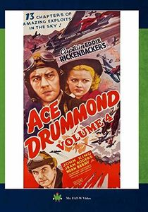 Ace Drummond Volume 4