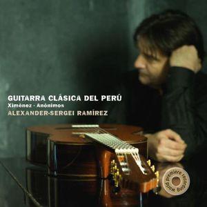 Classical Guitar from Peru