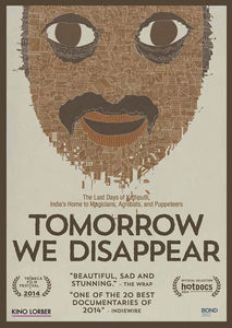 Tomorrow We Disappear