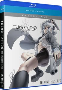 Taboo Tattoo: The Complete Series - Essentials