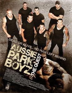 Aussie Park Boyz: The Quest