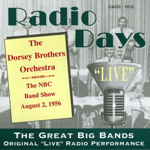 NBC Band Stand 8/ 2/ 58