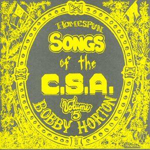 Homespun Songs of Csa 5